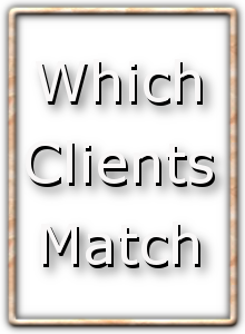 Which clients best match our consulting services